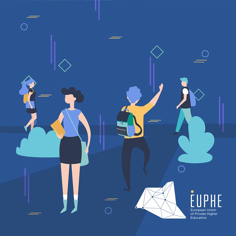 European Union of Private Higher Education (EUPHE) was officially launched  in Brussels   Jam Music Lab University