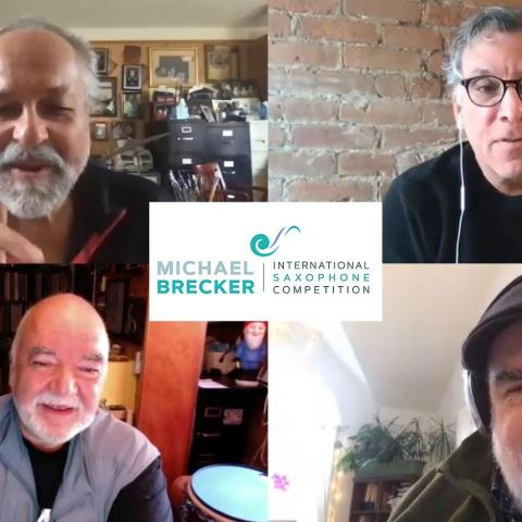 Video Chat Featuring Randy Brecker, Peter Erskine and Joe Lovano presented by Jeff Levenson