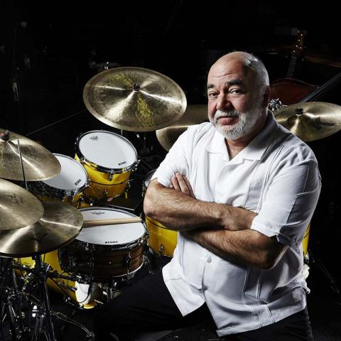 Grammy Winner Peter Erskine joins JAM MUSIC LAB in March 2021