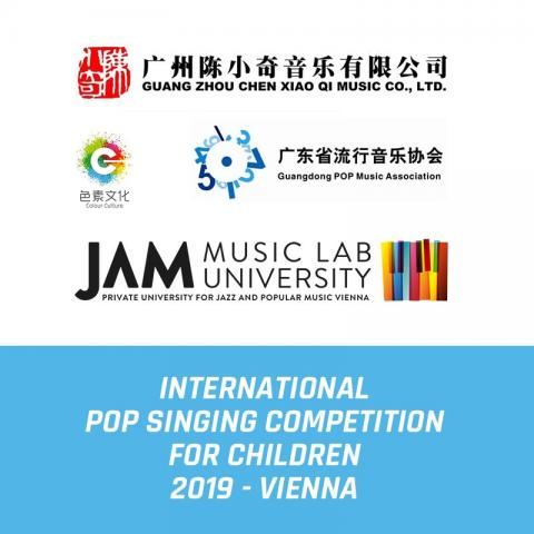 International Pop Singing Competition for Children 2019 VIENNA