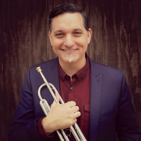 Rex Richardson becomes International Tutor in Trumpet at JAM MUSIC LAB University
