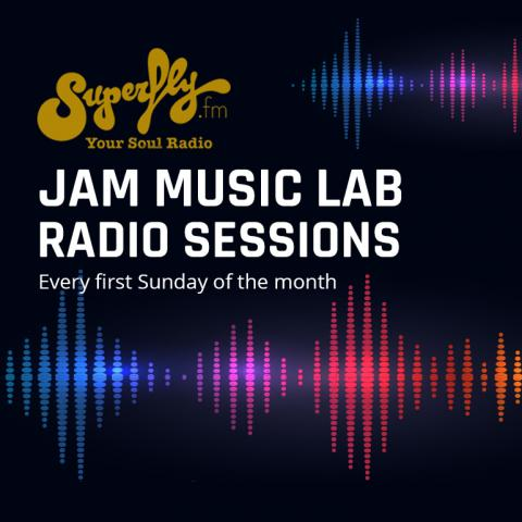 1 Jahr JAM MUSIC LAB Radio Session auf Radio Superfly