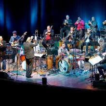 Don Ellis Tribute Orchestra feat. Matthias Schriefl conducted by Markus Geiselhart - Linz