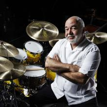 "PETER ERSKINE Masterclass - ""What is swing? What is now?"""