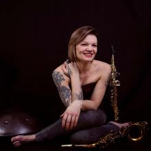 Jasna Jovicevic Lecture and discussion: Representation of female jazz instrumentalists through history and today