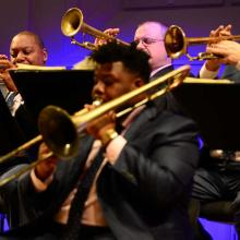 Jazz at Lincoln Center Orchestra: Master Class with Chris Crenshaw (trombone) und Dan Nimmer (piano)