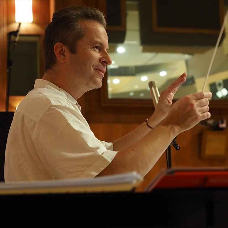 Workshops with Johannes Vogel, Composer, Orchestrator, Musicproducer, Conductor