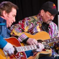 James Burton at JAM MUSIC LAB