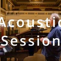 """JAM Acoustic Session #1"" feat. Danny Grissett & Bertl Mayer at Ehrbar Saal Vienna"