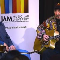 Interview with James Burton