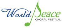 The World Peace Choral Festival-Logo