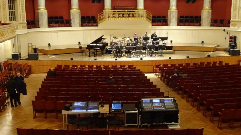 Jam Music Lab University at Wiener Konzerthaus