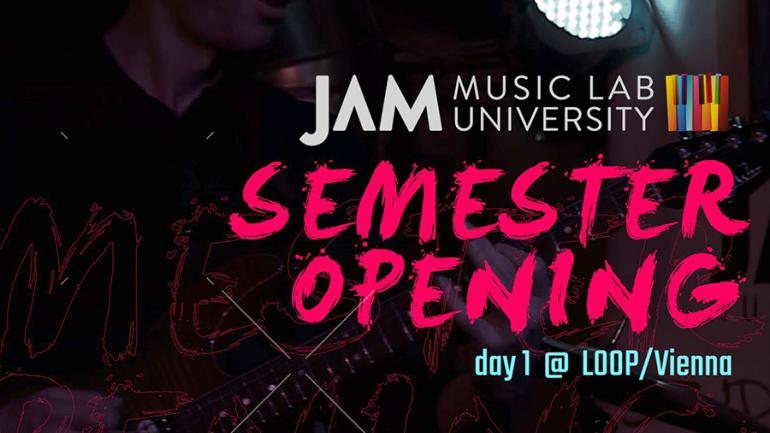 JAM Semester Opening Night 2017, Part 1